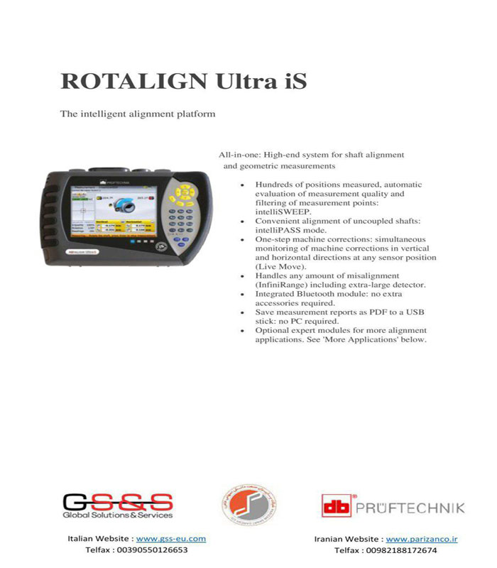 ROTALIGN ULTRA IS